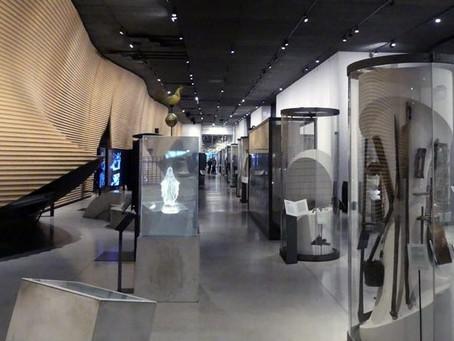#TBT 009 Ein beeindruckendes Museum