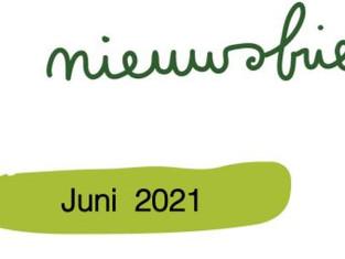 Nieuwsbrief juni - schoolkrant