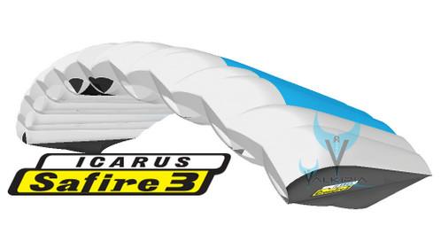 NZ Aerosports Icarus Safire 3 Canopy