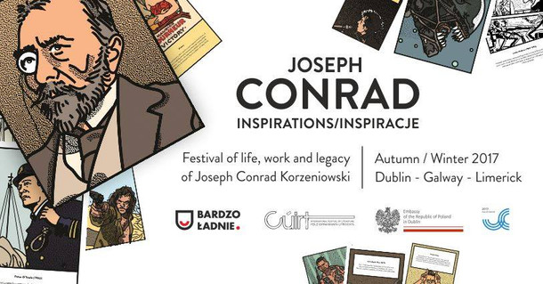 JOSEPH CONDRAD INSPIRACJE
