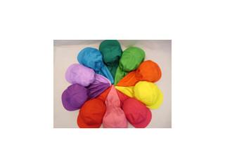 園児カラー体操帽