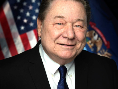 Devastating Loss for the Muskegon GOP: Treasurer Michael Del Percio Dies