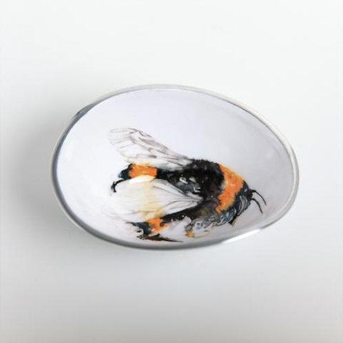 Bee Recycled Aluminium Petite Bowl
