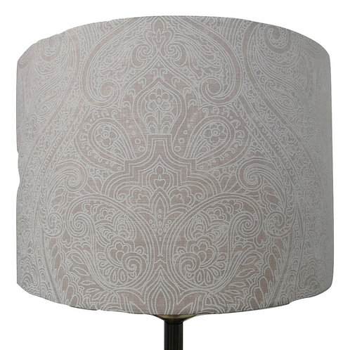 Mandala Design Handmade Lampshade, Drum or Empire Shapes