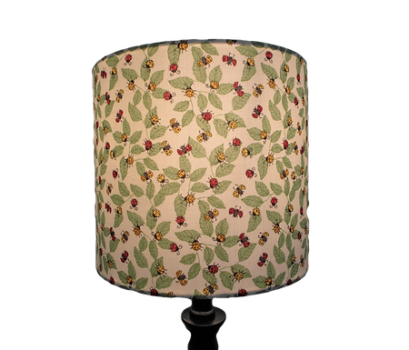 Ladybirds Drum or Empire Lampshade