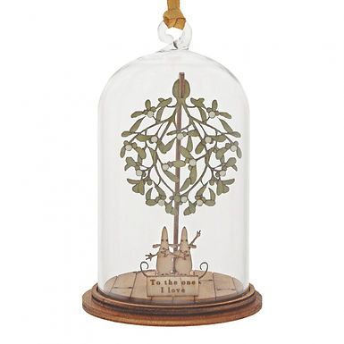 The One I Love at Christmas, Kloche Hanging Ornament