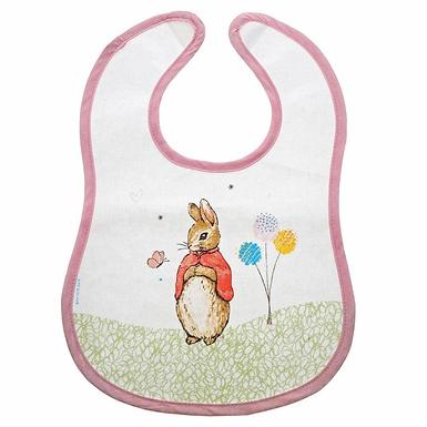 Beatrix Potter Flopsy Bunny Children's Bib