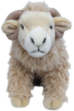 12'' White Faced Sheep Soft Toy