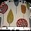 Thumbnail: Scandi Trees Handmade Modern Lampshade