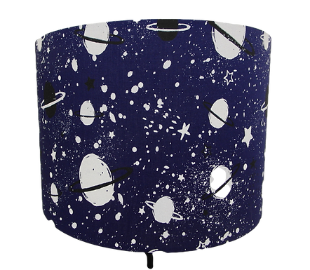 Planets Glow in the Dark Lampshade