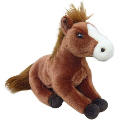 12'' Chestnut Horse Soft Toy