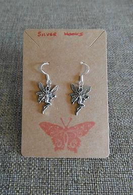 Fairy Earrings With Hooks
