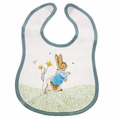 Beatrix Potter Peter Rabbit Childrens Bib