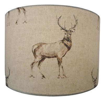 Glencoe full stag handmade shade