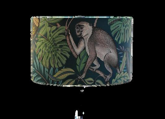 Monkey Tropical Handmade Lampshade