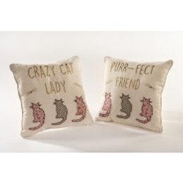 Cat design Cushion