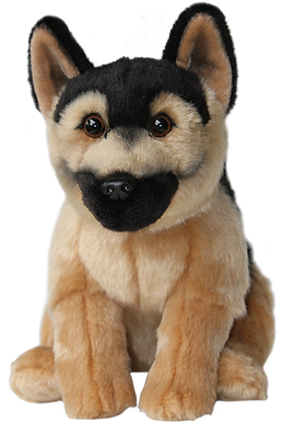 12'' German Shepherd Soft Toy