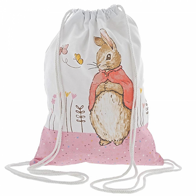 Flopsy Bunny Drawstring Bag