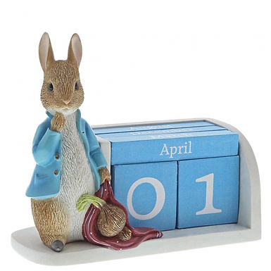 Beatrix Potter Peter Rabbit Perpetual Calender A28346