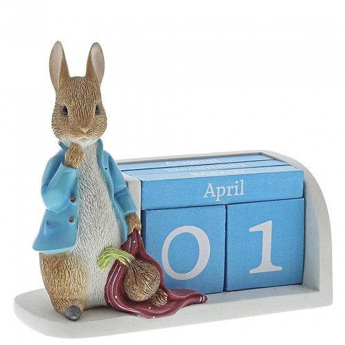 Beatrix Potter Peter Rabbit Perpetual Calender A28346