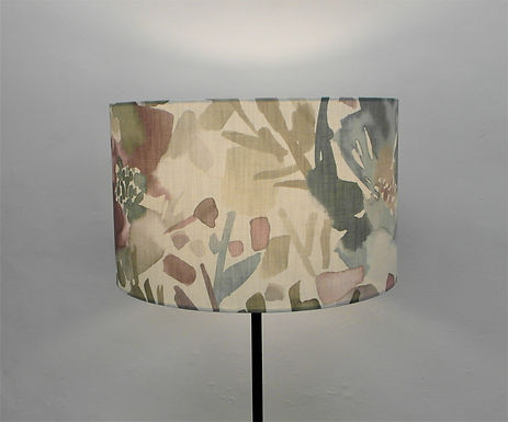 Mirren, 'John Lewis Fabric' Handmade Lampshade