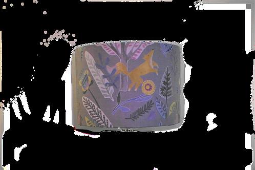 Voyage Maison Red Fox, Handmade Lampshade