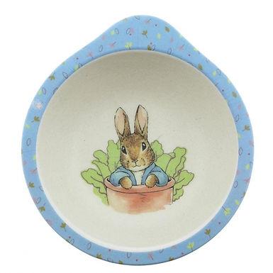 Peter Rabbit Organic Bamboo Childrens Bowl