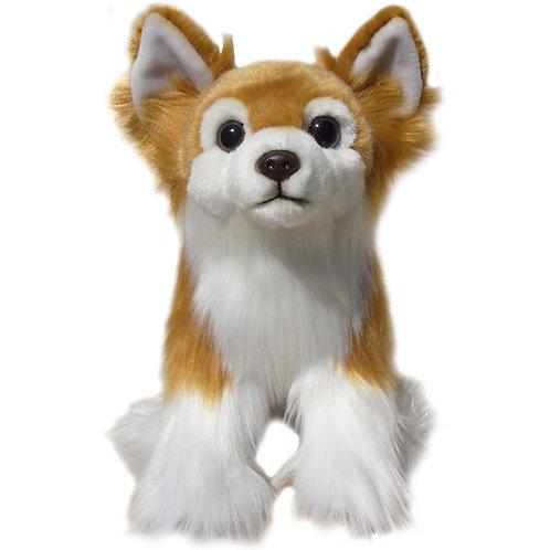 12'' Long Coat Chihuahua Soft Toy