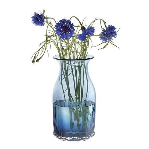 Finbarr Hexagonal Vase Ink Blue 21cm
