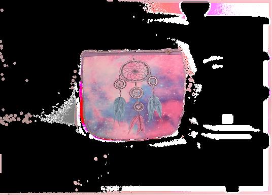 Pink Dreamcatcher Purse