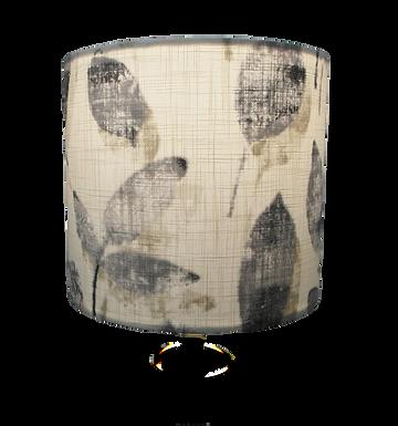 Tivoli Leaves, Handmade Lampshade, Drum or Empire Shap