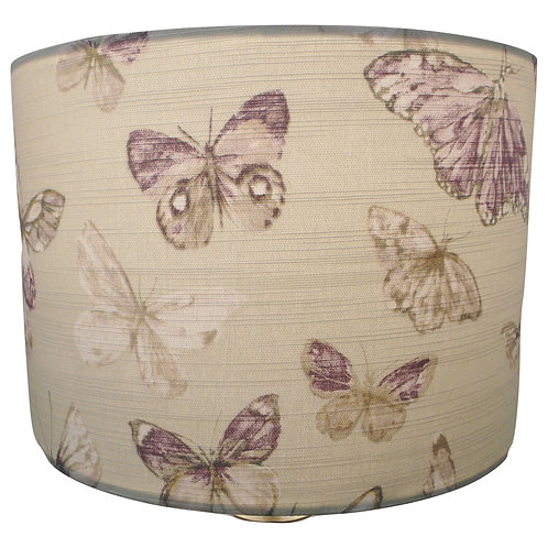 Butterfly Design Handmade Lampshade