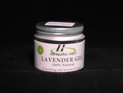 Lavender Gel - A smoothing and moisturising gel