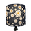 Thumbnail: Blue Daisys Fabric Drum or Empire Lampshade