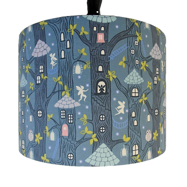 Fairy Lights Glow In The Dark Drum Lampshade