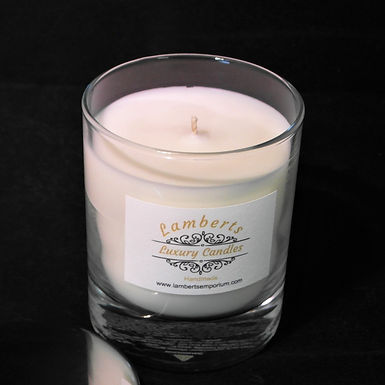 Coconut & Citrus, Lamberts Handmade Soy Candle