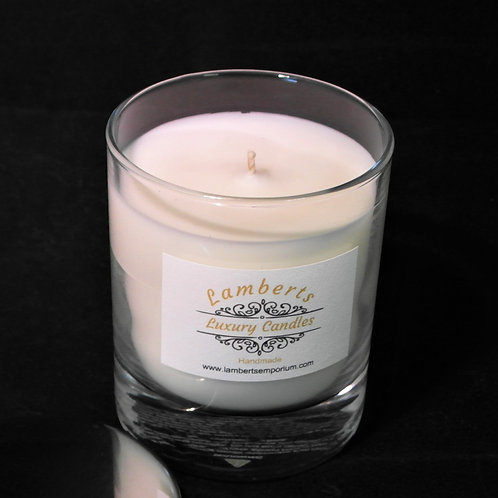 Sweet Orange, Lamberts Handmade Soy Candle