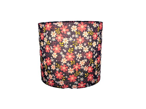 Summer Flowers, Floral Handmade Lampshade