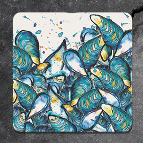 Mussels Placemat