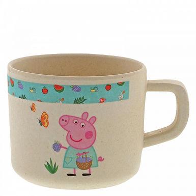 Peppa Pig Bamboo Mug