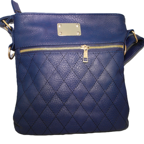 Maggie Quilted Shoulder Bags, Three Colours Available