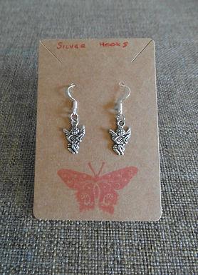 Angel Earrings With Hooks