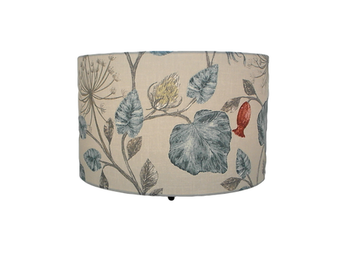 Wedgwood Handmade Lampshade, Drum or Empire Shap