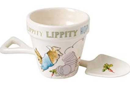 Beatrix Potter Peter Rabbit Egg Cup and Spoon Set A27502