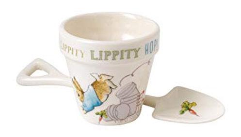 Beatrix Potter Peter Rabbit Egg Cup and Spoon Set A27502