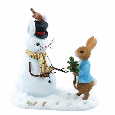 Peter Rabbit and Snow Rabbit