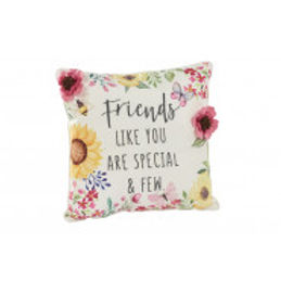 Friends Full Bloom Cushion