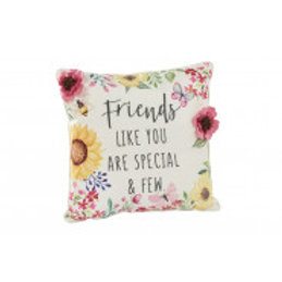 Friends Full Bloom Cushion