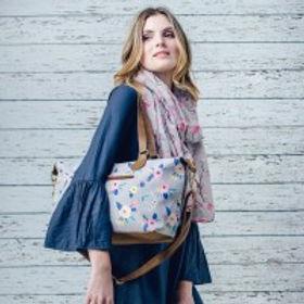 Hazel & Pip, Harper Day Bag
