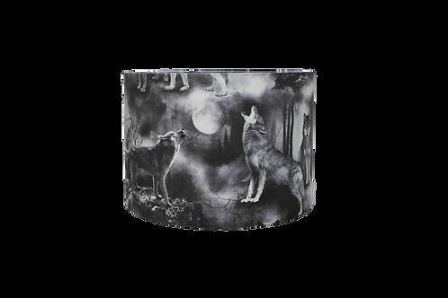 Wolves, Wolf Handmade Lampshade